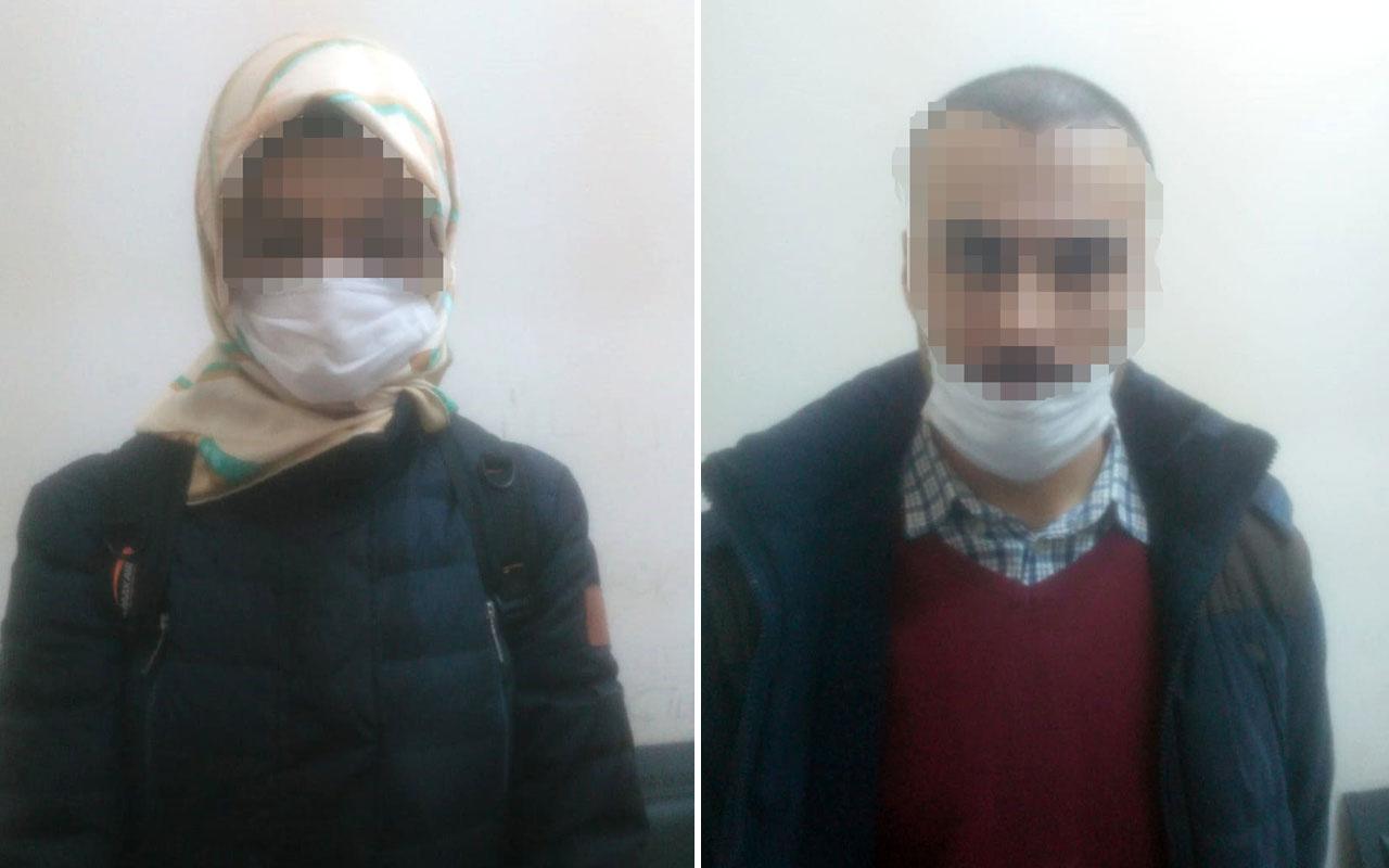 Ankara'da FETÖ'den aranan karı-koca yakalandı