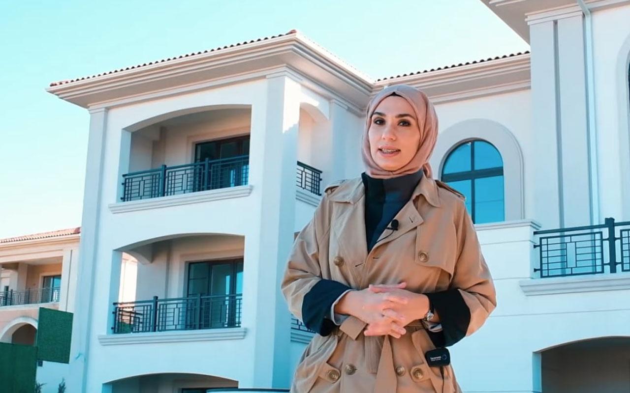 MasterChef Güzide Mertcan'ın yeni lüks evi tepki çekti 7 milyonluk villasıyla da olaydı!