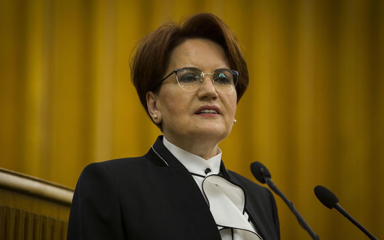 Meral Akşener'den mahkemenin Ümit Özdağ kararına manidar yorum