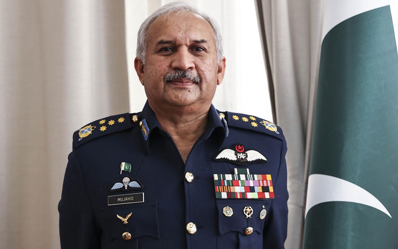 Pakistan Hava Kuvvetleri Komutanı Orgeneral Han: Esasen biz iki ülke, tek milletiz