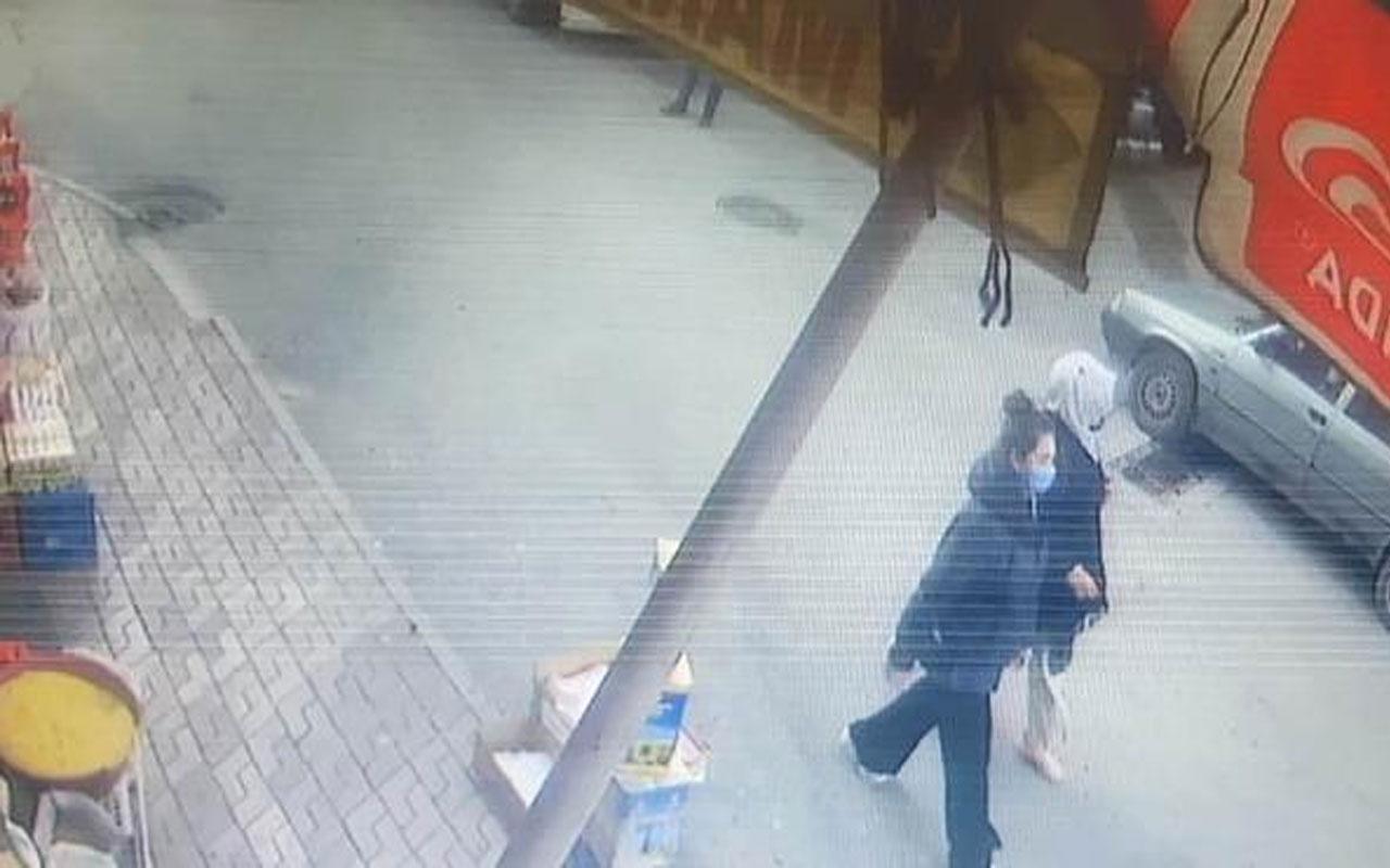 Samsun'da şok! Anne-kız girdikleri evde yaşlı kadını gasp etti