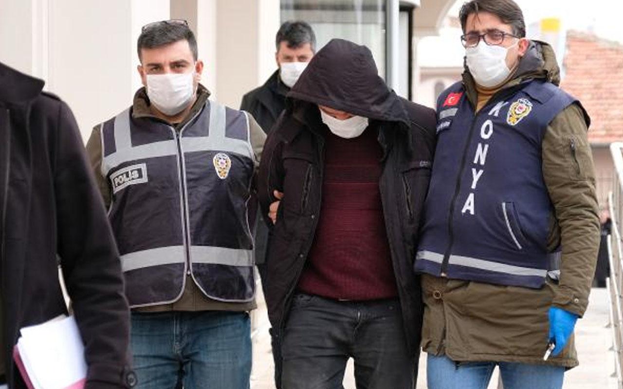 Konya'da Kayınpederini ve bacanağını öldürdü! Cinayetlerin nedeni ortaya çıktı
