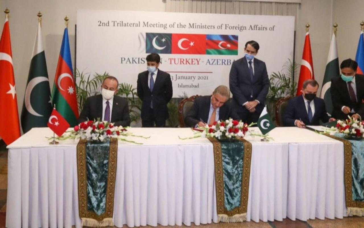 Türkiye, Azerbaycan ve Pakistan'dan iş birliğini derinleştirecek imza!
