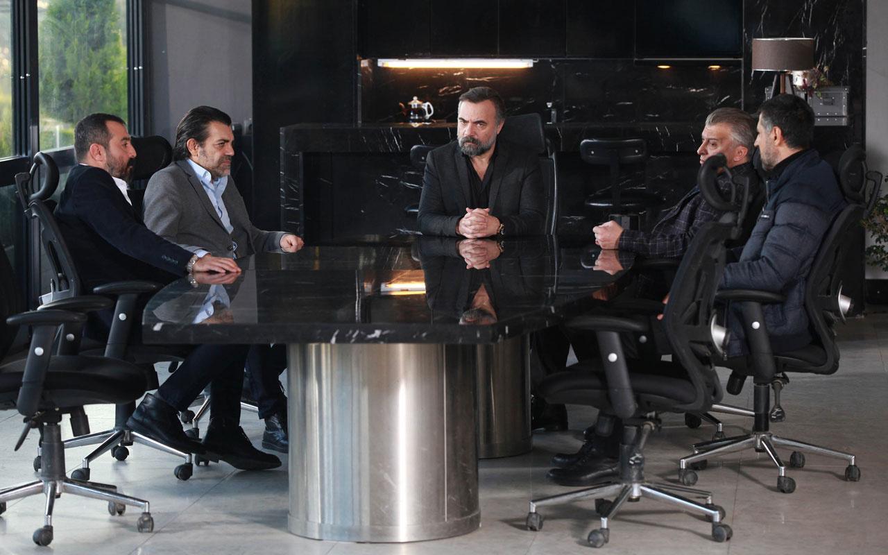 ATV dizisi Eşkıya Dünyaya Hükümdar Olmaz'a efsane isim geri dönüyor