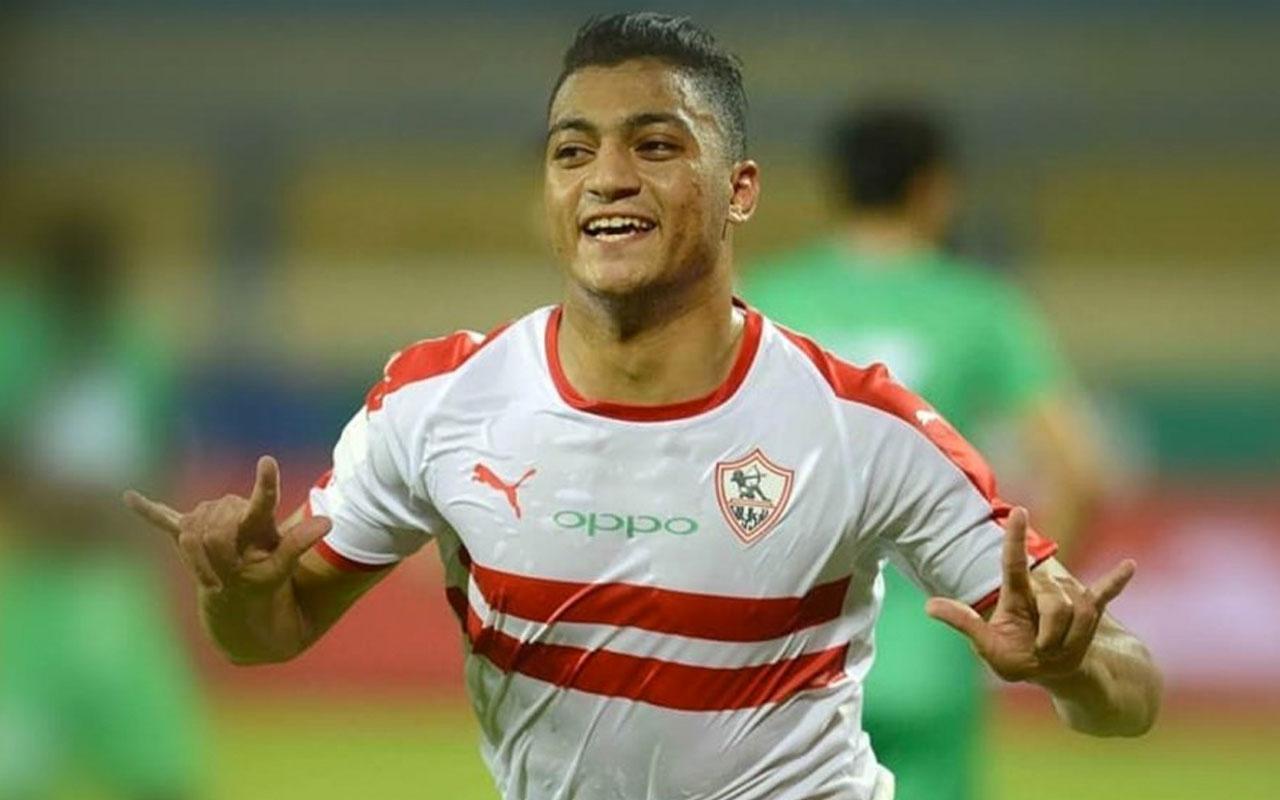 Mostafa Mohamed transferinde Galatasaray'a müjde