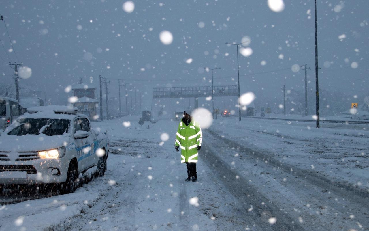 Çanakkale hava durumu kar yağışı bastırdı 30 günlük hava tahmini