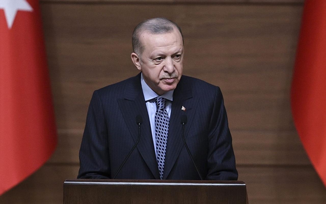 Cumhurbaşkanı Erdoğan'dan sosyal medya platformlarına sert tepki