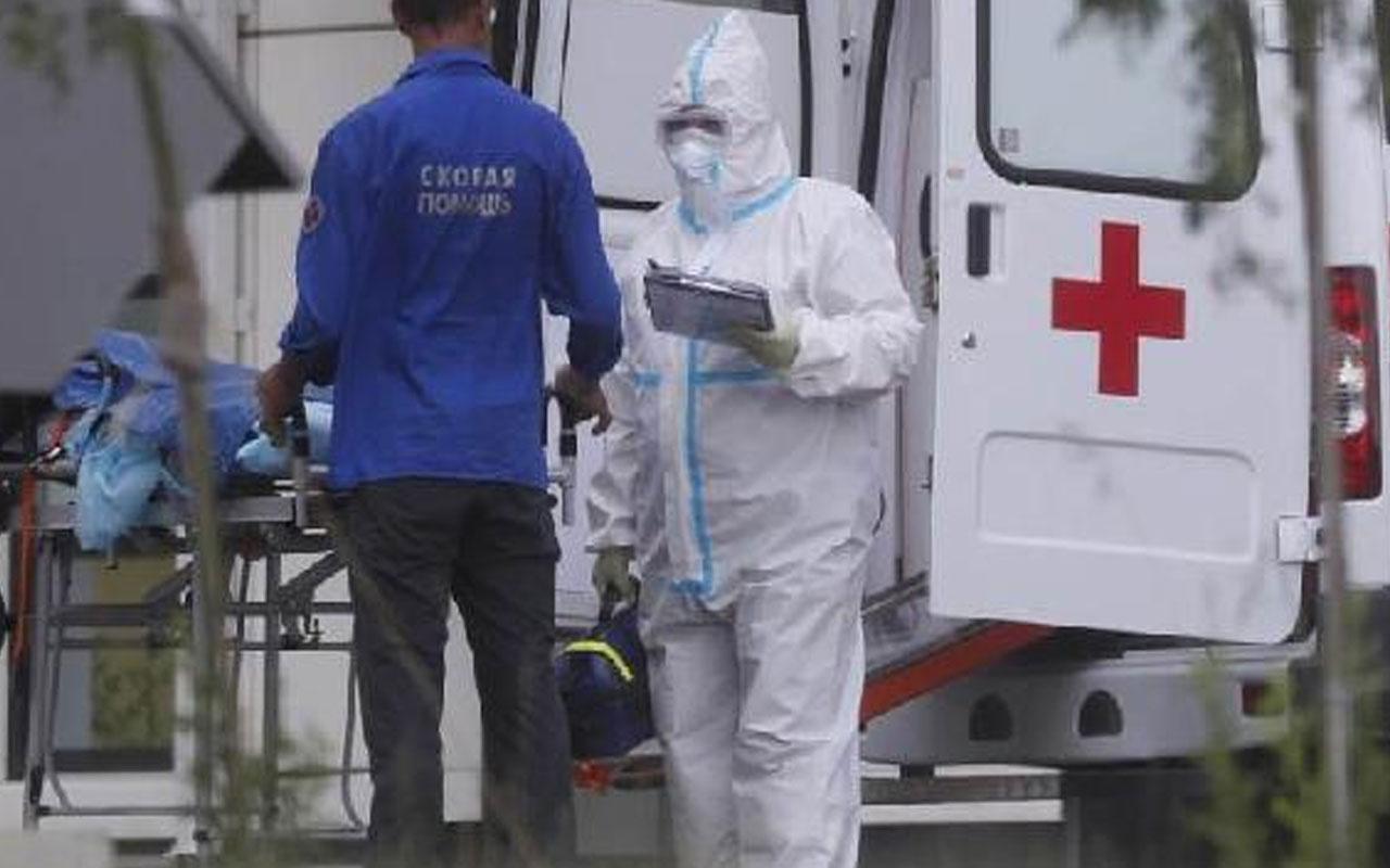 Rusya: Koronavirüsün yaklaşık 1500 mutasyonu bulundu