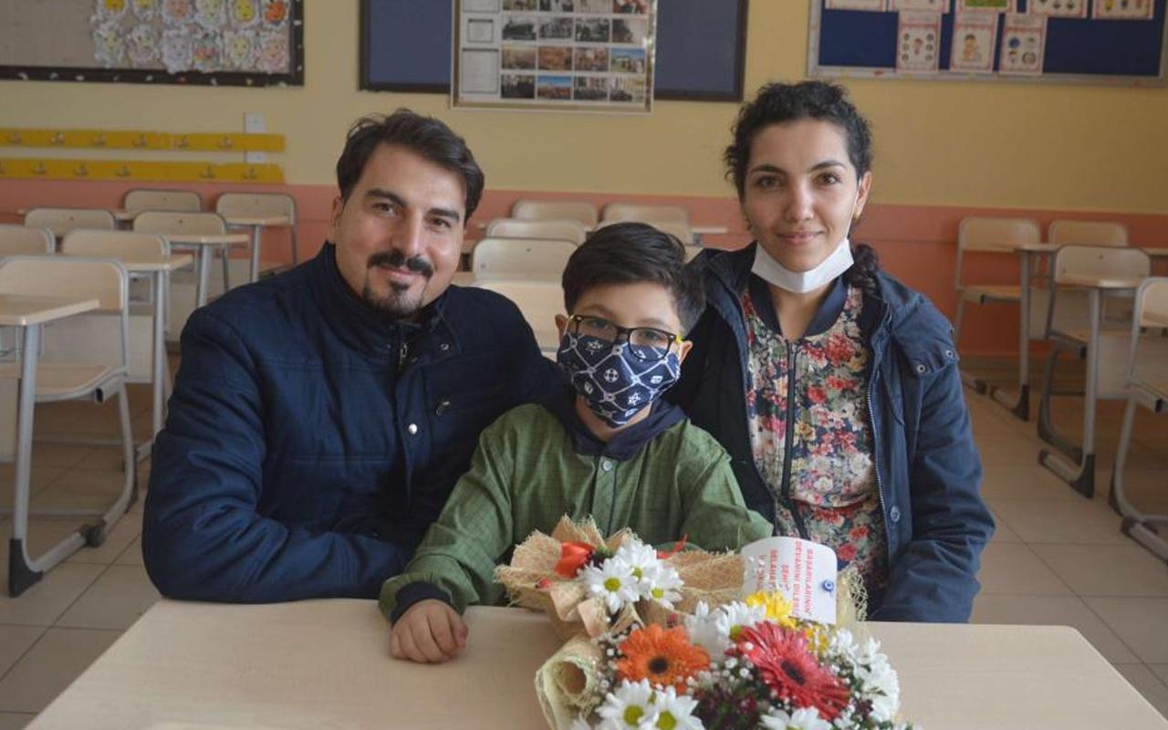 Hakkari'den Türkiye'yi gururlandıran başarı: Dünya matematik şampiyonu oldu