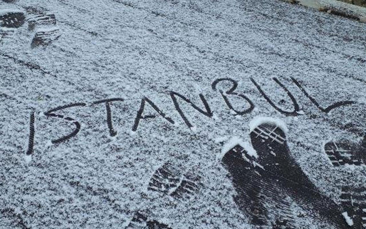 İstanbul'a tipi geliyor! Dr. Deniz Demirhan pazar gününe  işaret etti