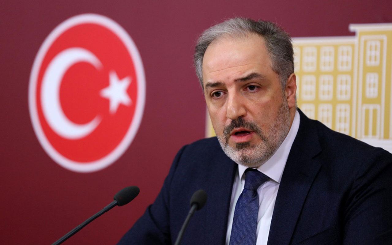 Mustafa Yeneroğlu, Erdoğan'a hitaben yazdığı AK Parti'den istifa mektubunu yayımladı!