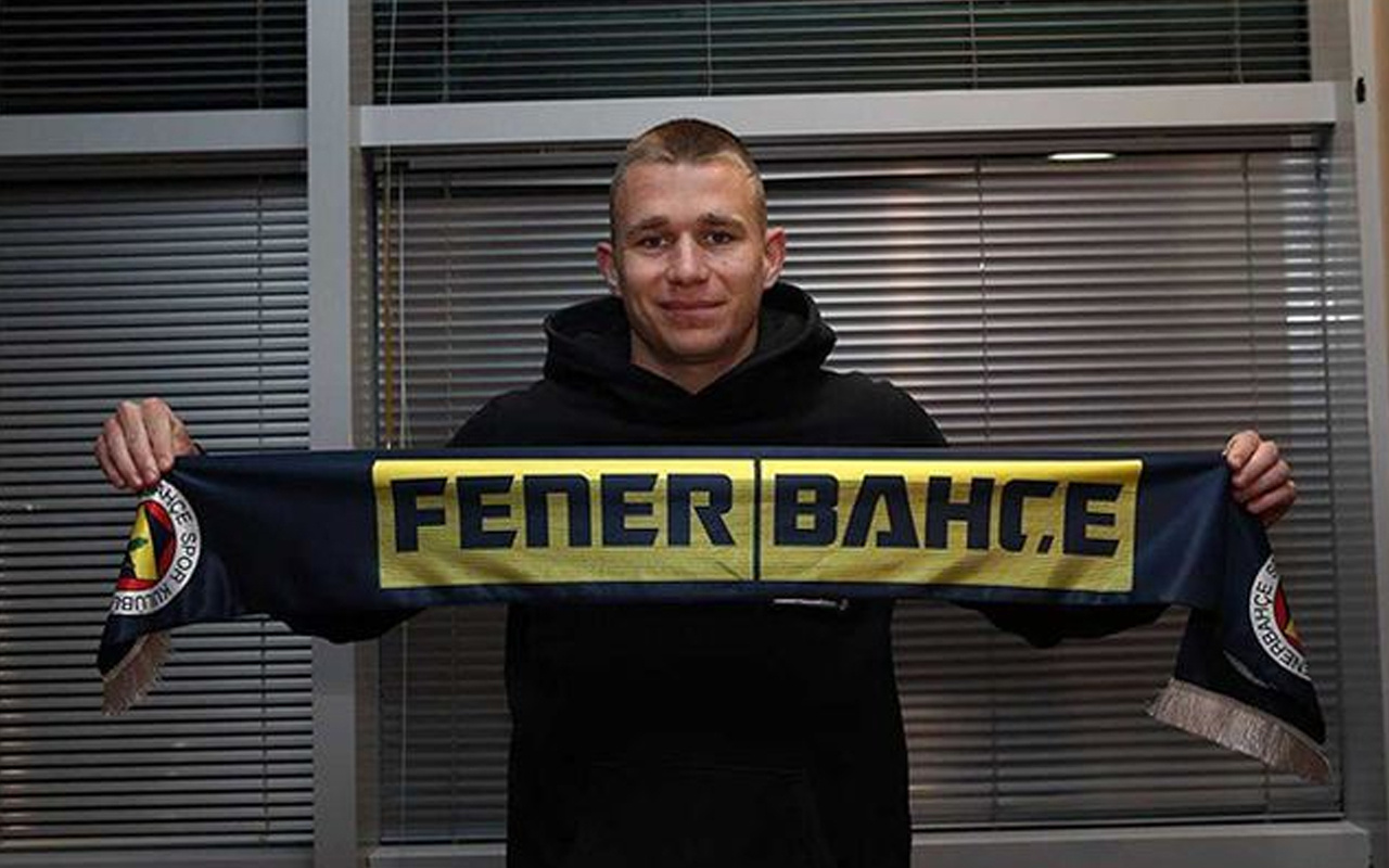 Fenerbahçe'nin yeni stoperi Attila Szalai İstanbul'a ayak bastı