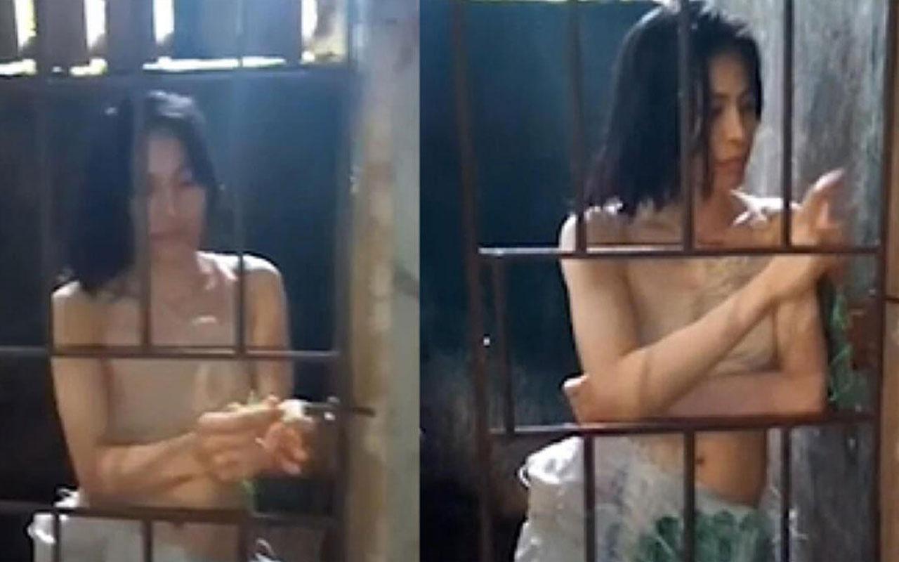 29 yaşındaki kadın 5 yıldır kafese kapatıldı nedeni herkesi şoke etti