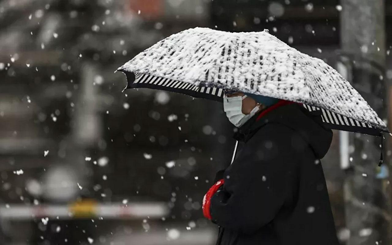 Kar kaç gün dürecek Kastamonu hava durumu 15 günlük