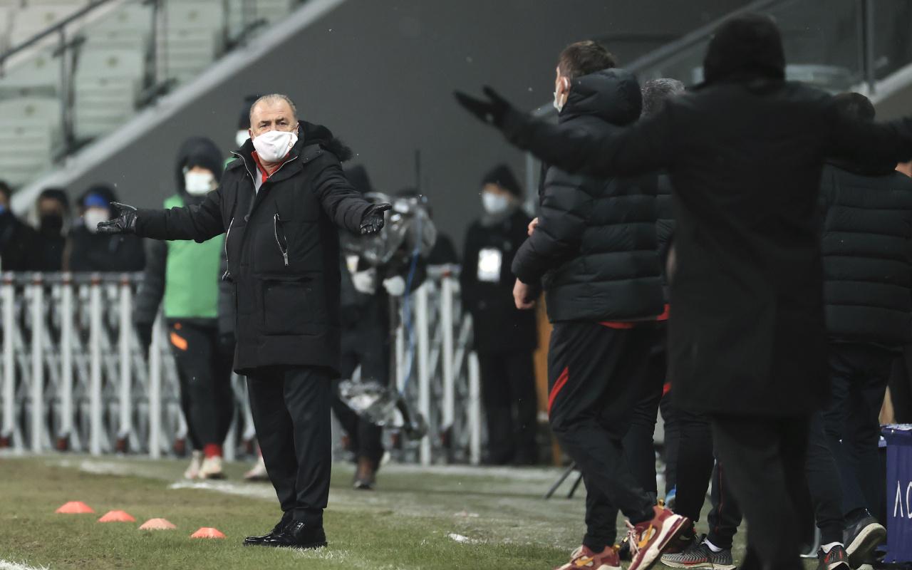 Fatih Terim: Diagne'nin kırmızı kartı doğruydu
