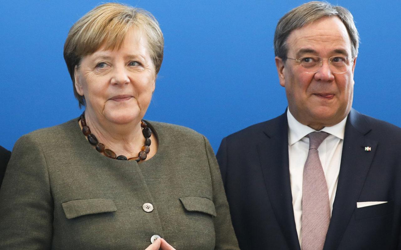 Angela Merkel'in velaiahtı 'Türk Armin' oldu! Türk Armin kimdir?