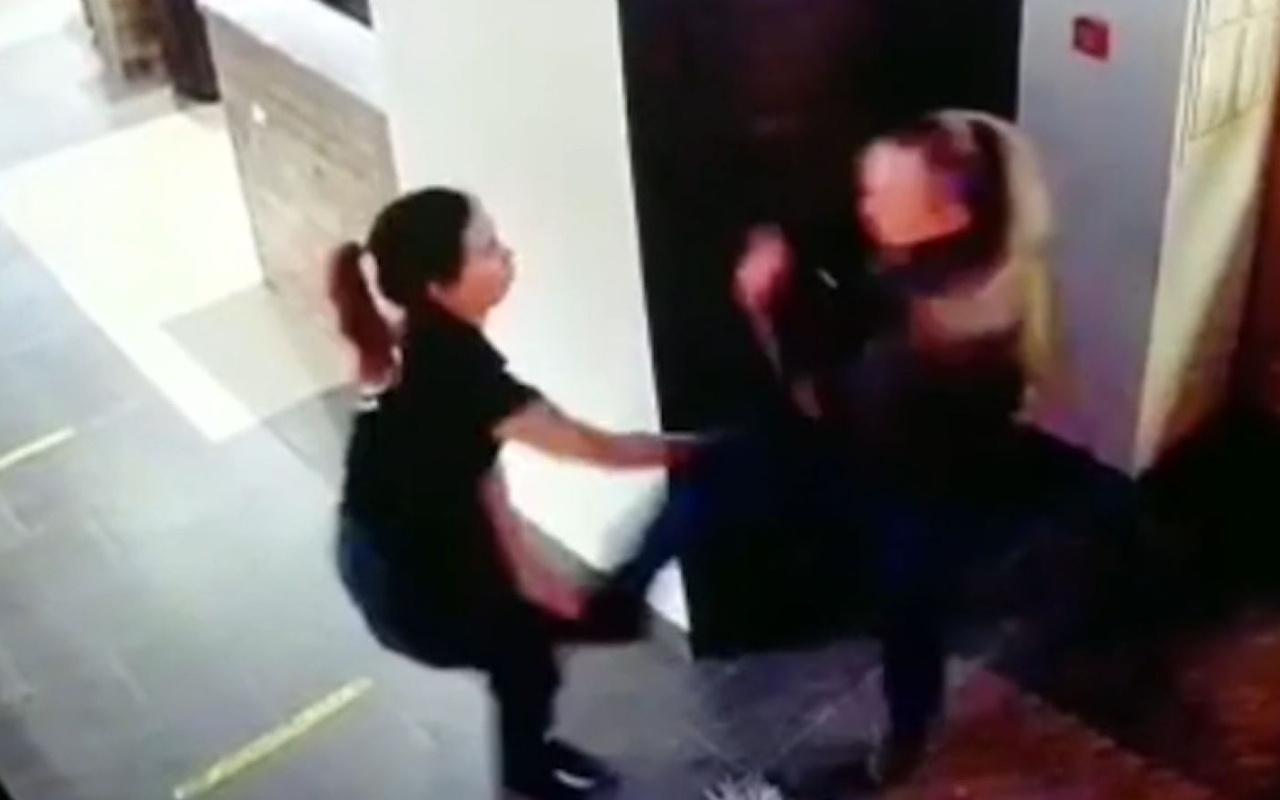 Rusya'da bir kişi alkol satmadığı için garson kadını dövdü