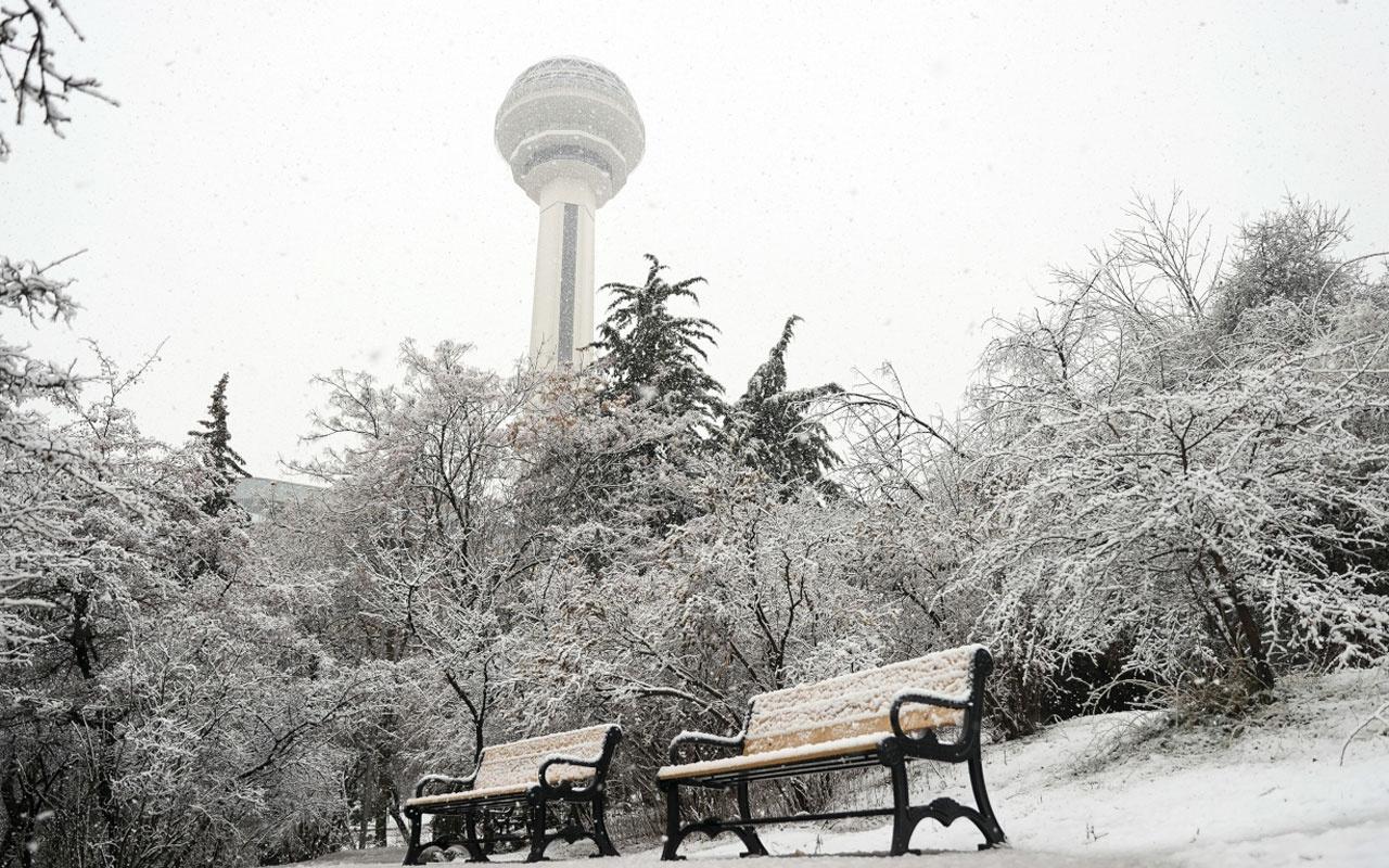 Ankara Valiliği'nden buzlanma uyarısı