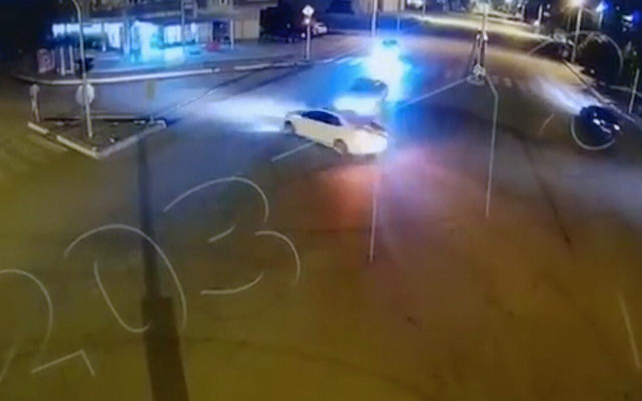 Antalya'da 3 kişinin öldüğü kazanın görüntüleri ortaya çıktı