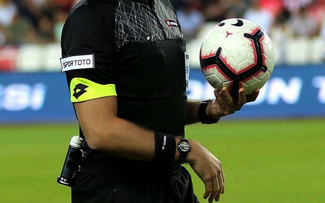 Beşiktaş-Galatasaray derbisinin VAR hakemi Abdulkadir Bitigen oldu