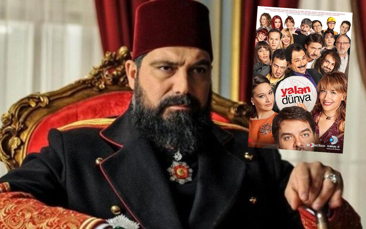 Yalan Dünya'nın sevilen oyuncusu Payitaht Abdülhamid'e katıldı! Oynayacağı karakter olay