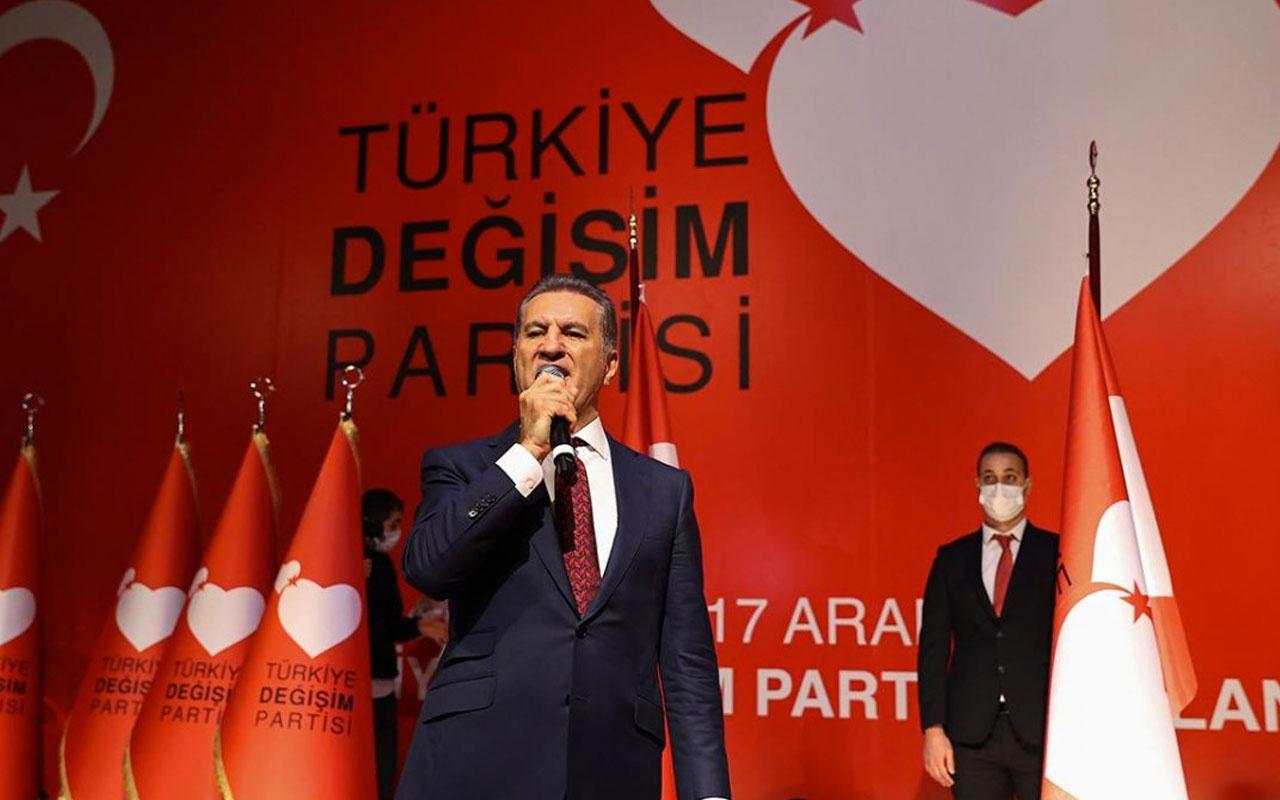 Türkiye Değişim Partisi Lideri Mustafa Sarıgül'ün mallarına haciz geldi!