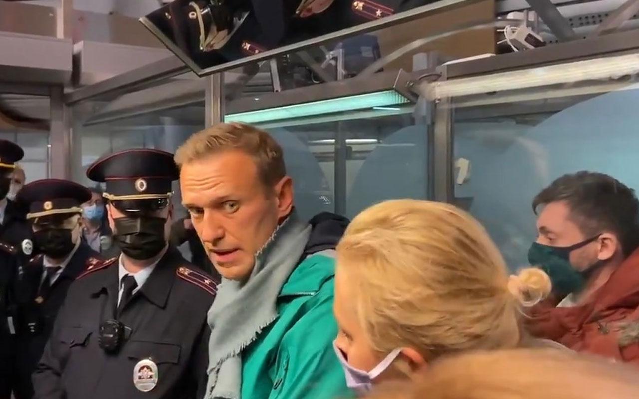 Rus muhalif Navalnıy'ın cezası belli oldu