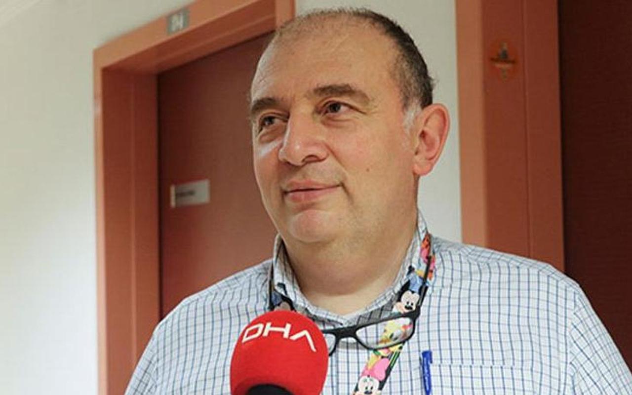 Dondurmadaki virüs korkuttu! Bilim Kurulu üyesi Prof. Dr. Ateş Kara soru yağmuruna tutuldu