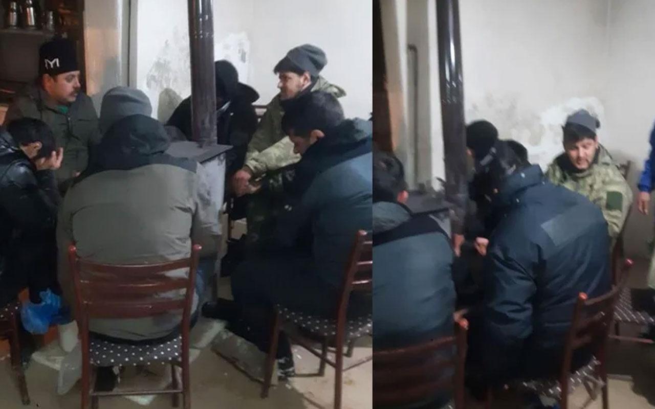 Bursa'da 8 dağcı, 9 saat sonra donmak üzereyken bulundular!
