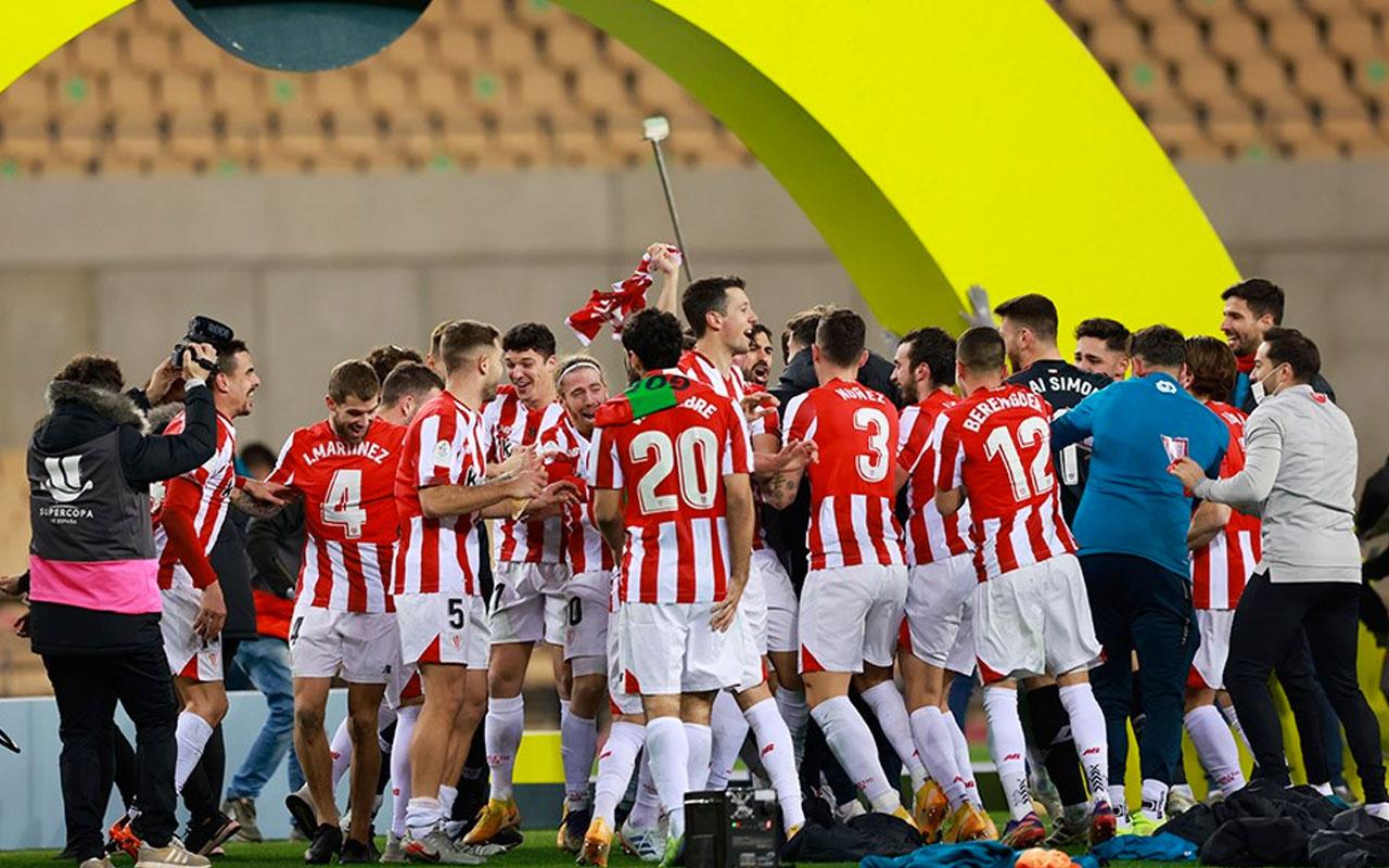 İspanya Süper Kupası'nı kazanan takım belli oldu