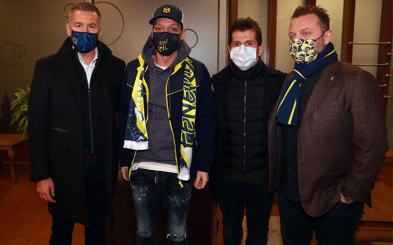 Zenit'ten Mesut Özil cevabı: Galatasaray'a gitmeliydi, daha büyük kulüp