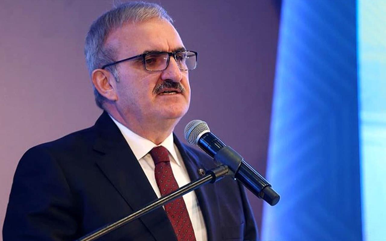 Diyarbakır Valisi Münir Karaloğlu Twitter'dan duyurdu! Koronavirüse yakalandı