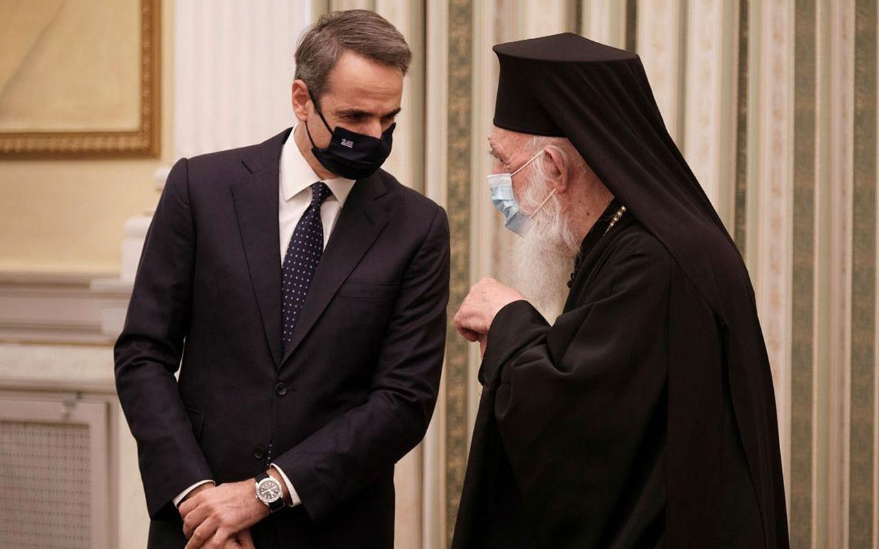 Türkiye'den Müslümanlara hakaret eden Yunan Başpiskopos'a çok sert yanıt!