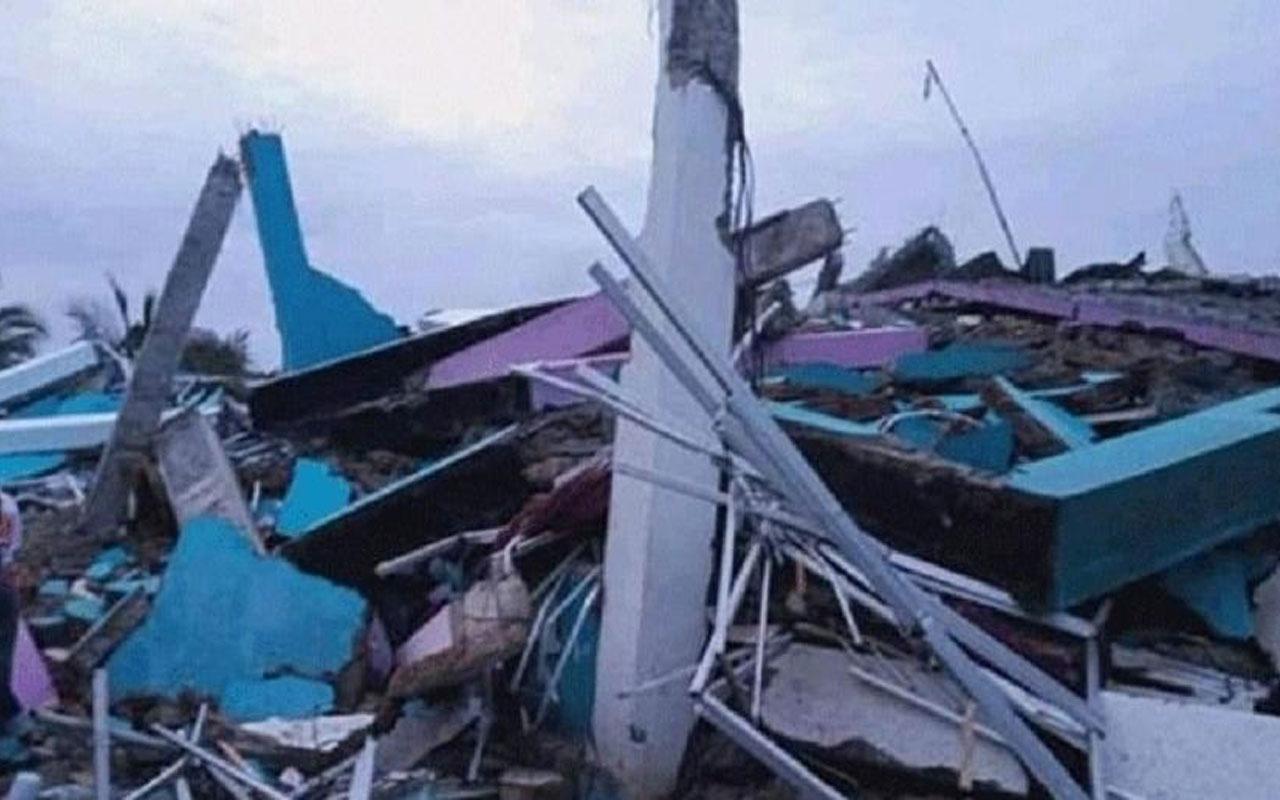 Bilanço ağırlaşıyor! Endonezya'daki depremde ölenlerin sayısı 81'e ulaştı