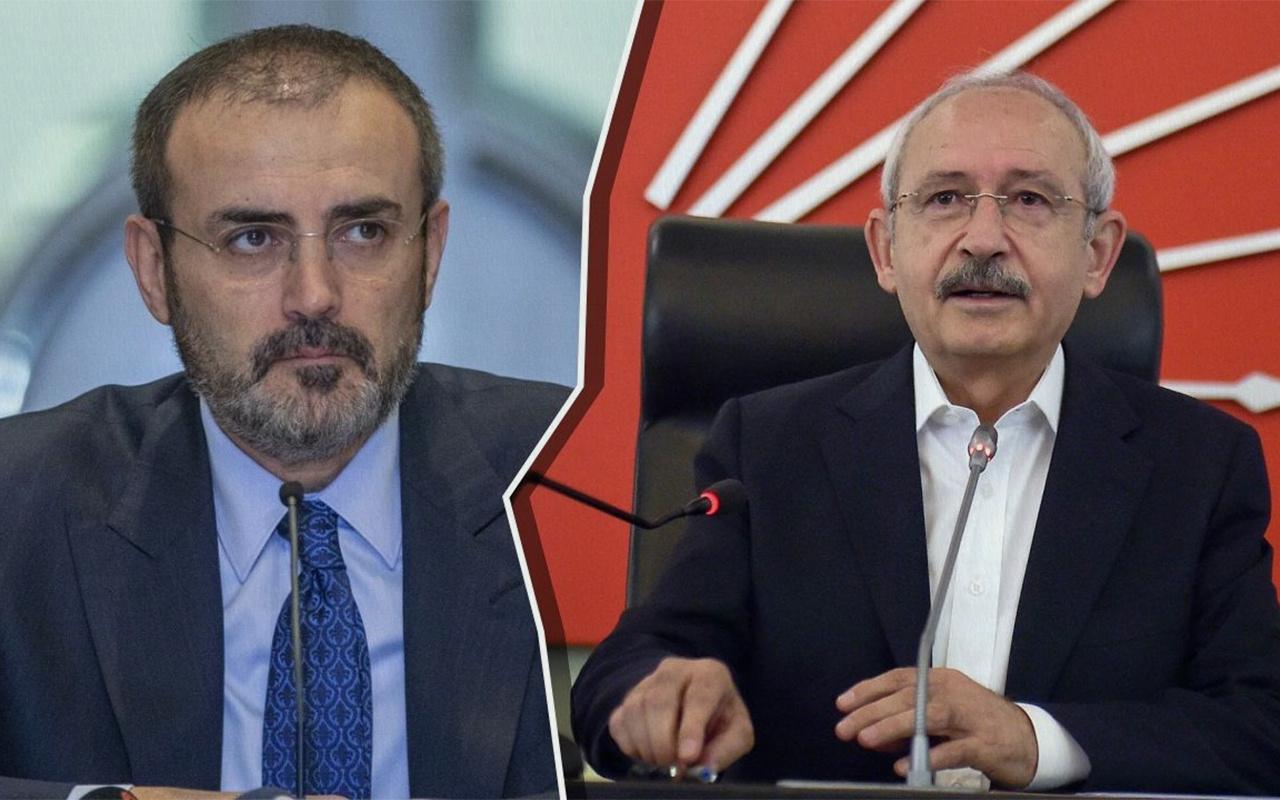 Kılıçdaroğlu'nun skandal sözlerine Mahir Ünal'dan sert tepki