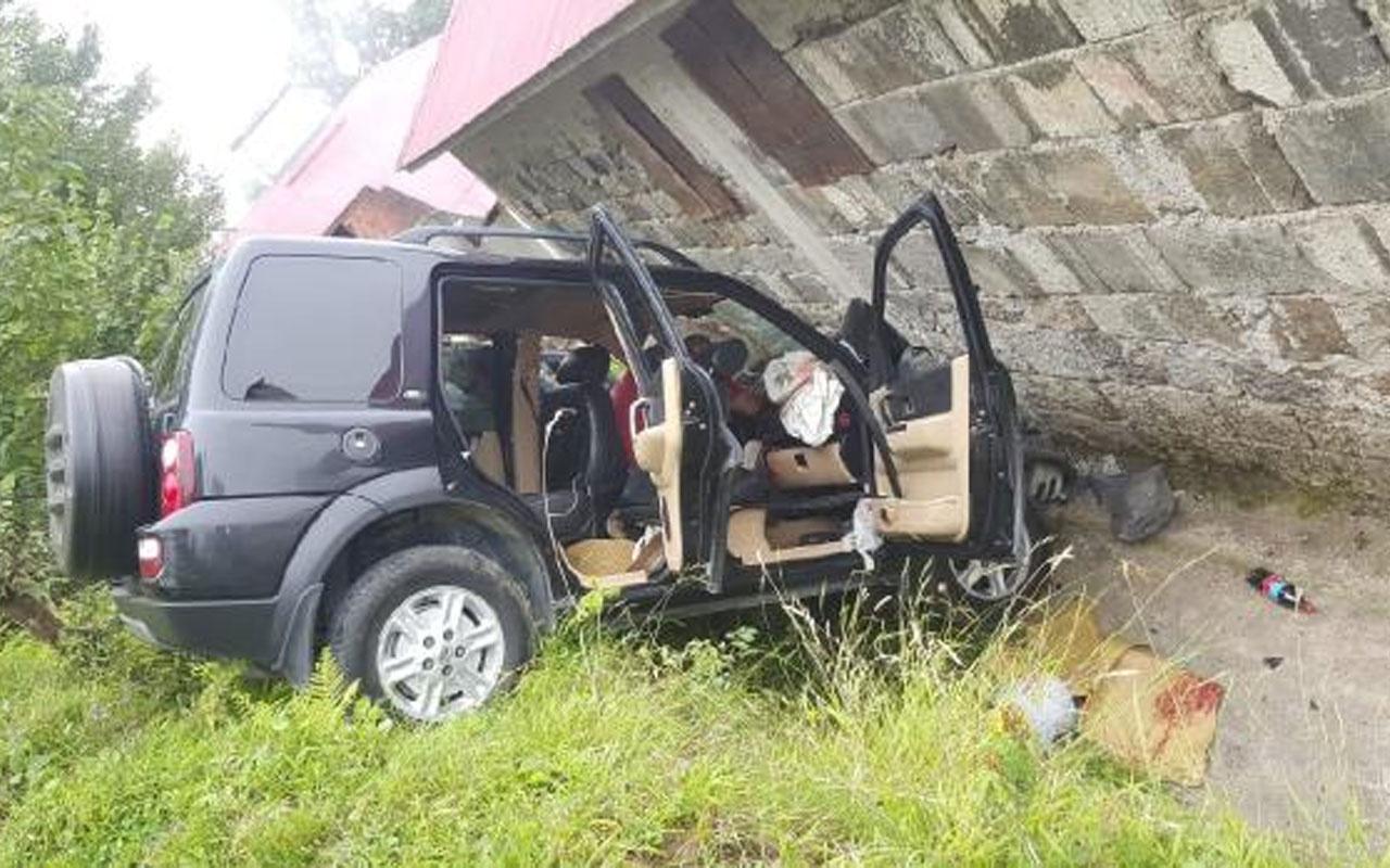 Olay yeri Trabzon! Kayıtlara 'kaza' diye geçen olayda cinayet şüphesi