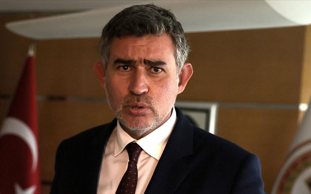 TBB Başkanı Metin Feyzioğlu'ndan Yargıtay'ın yeni başkanvekilleri Yeşil ve Albayrak'a tebrik