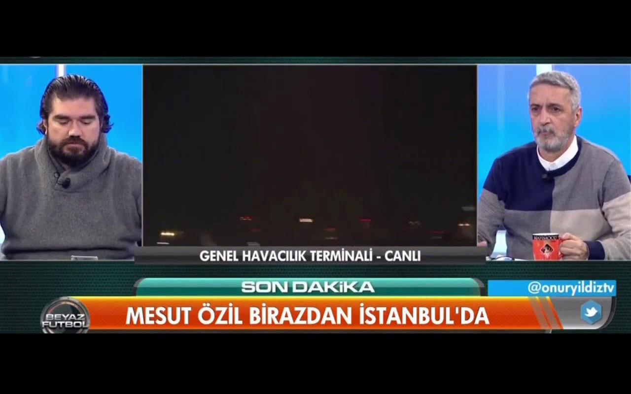 Rasim Ozan Kütahyalı'dan Mesut Özil isyanı: Biz neyi kaldıracağız