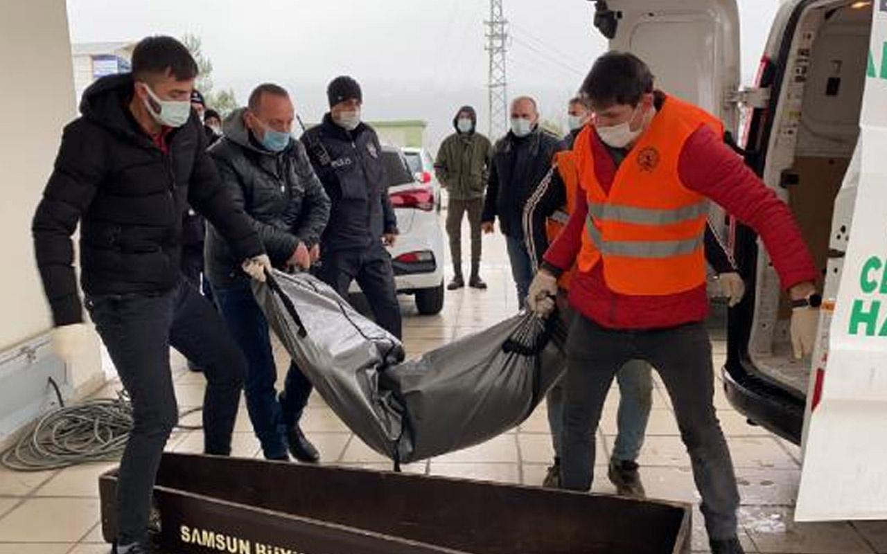 Samsun'da oto galerici kaldığı iş yerinde ölü bulundu
