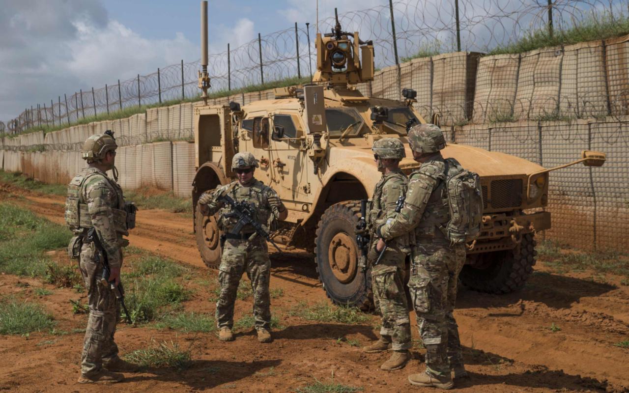 Donald Trump'ın talimatından sonra ABD'nin Somali'deki askerleri geri çekildi