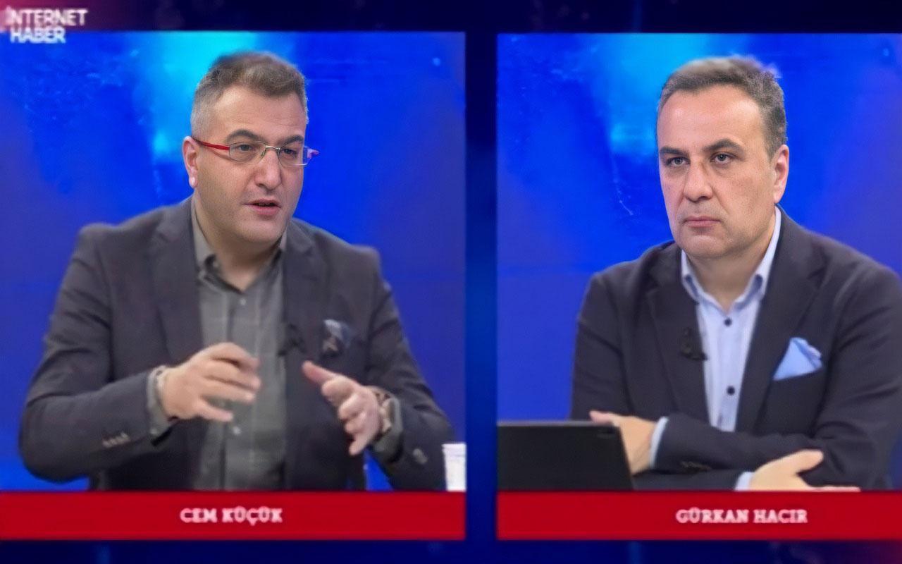 Erken seçim var mı anketler ne diyor Erdoğan'ın rakibi kim olur? Cem Küçük ve Gürkan Hacır tartıştı