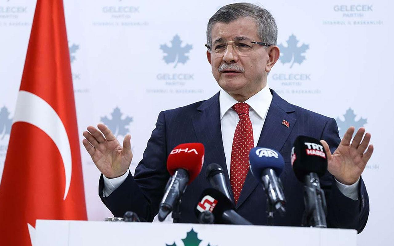 Ahmet Davutoğlu'ndan hükümete kizdere tepkisi!