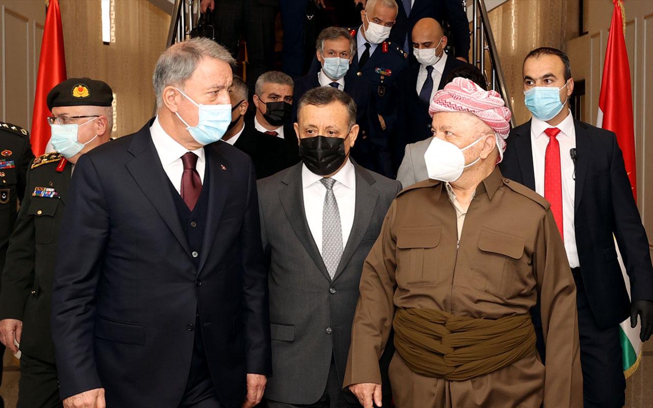 Kurtuluş Tayiz'den Akar-Barzani görüşmesi yorumu: Kandil'i bitirecek sürece giriliyor