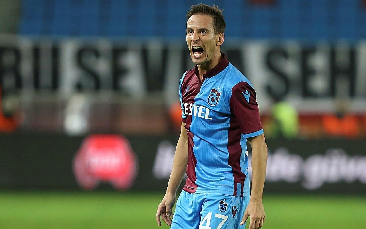 Trabzonspor'da tecrübeli isimle yollar ayrılıyor
