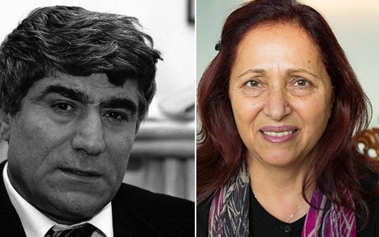 """Hrant Dink 14'üncü yılında anıldı! """"FETÖ öldürdü' demek 'ben yapmadım elim yaptı' demektir"""""""