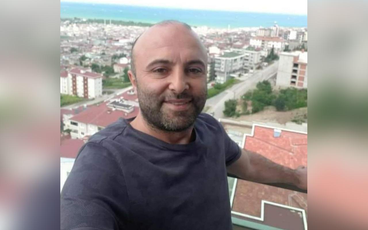 Samsun'da kardeşinin evinde misafir kalan adam feci şekilde can verdi