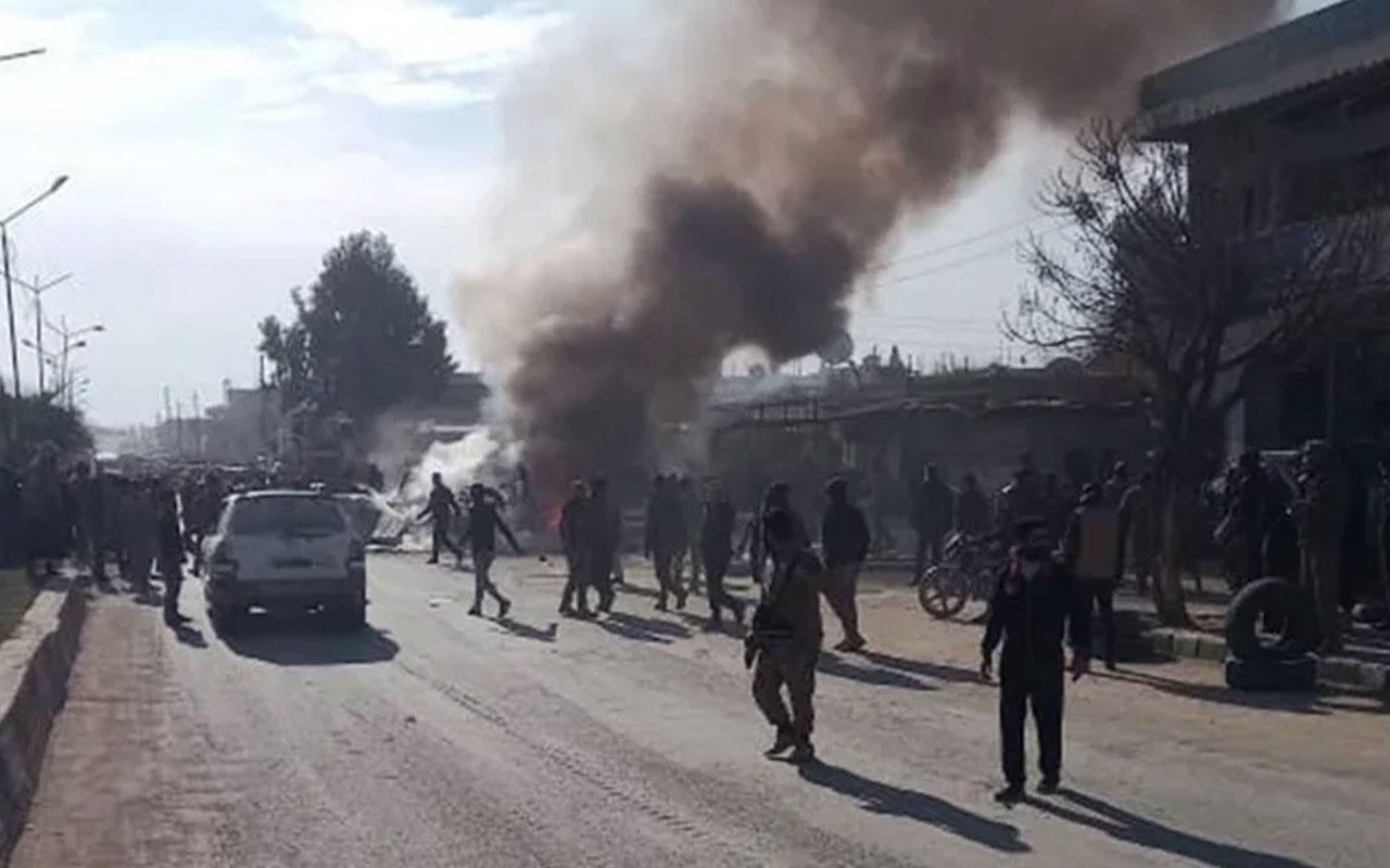 Son dakika Resulayn'daki terör saldırısıyla ilgili 9 PKK'lı yakalandı 2 çocuk ölmüştü