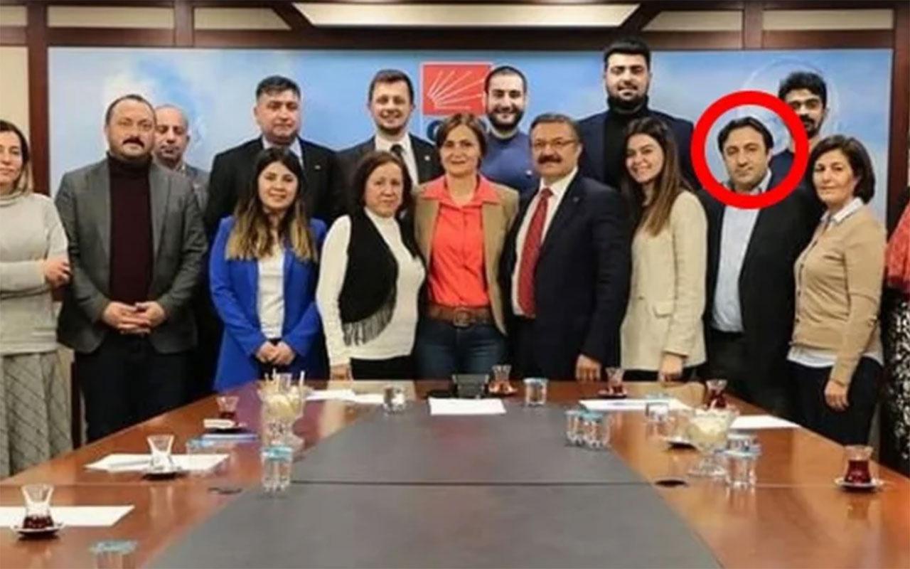 """CHP Maltepe ilçe yöneticisi tecavüz suçundan hakim karşısında! 'Kafamı duvara vurup..."""""""