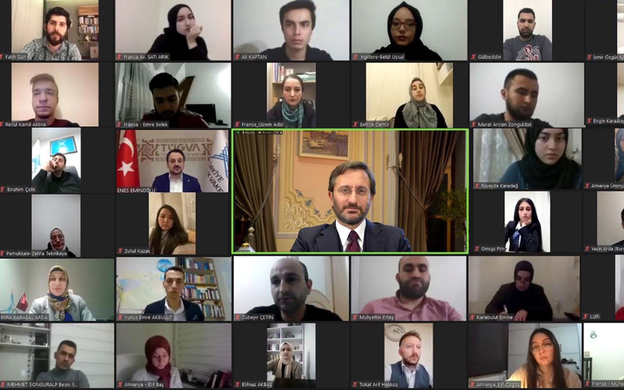 Cumhurbaşkanlığı İletişim Başkanı Fahrettin Altun dijital faşizmin panzehirini açıkladı
