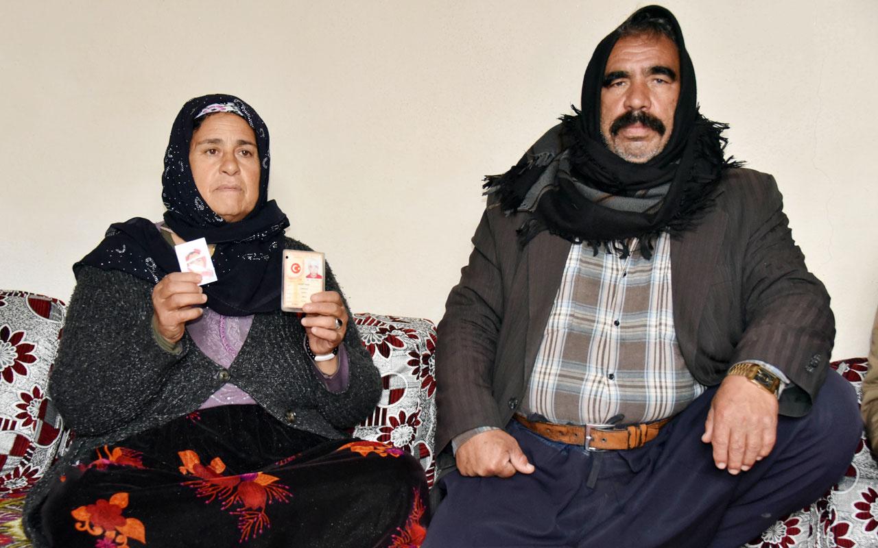 Tarım işçiliği için Diyarbakır'a gitti sırra kadem bastı